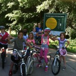 Linear Trail 6 mile ride - 3rd Graders