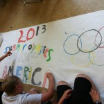Olympic Day Poster